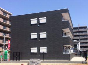 2×4スチールハウス CFS工法 (Cold Formed Steel) 集合住宅の実例写真No.002