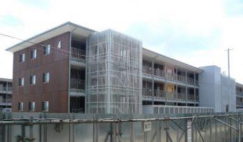 2×4スチールハウス CFS工法 (Cold Formed Steel) 集合住宅の実例写真No.004