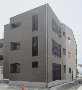 2×4スチールハウスCFS工法 (Cold Formed Steel)集合住宅の実例写真No.006