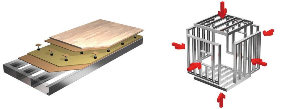 鋼板使用2×4パネル01