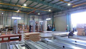 CFS事業部 パネル製造・設計・施工