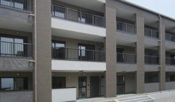 2×4スチールハウス CFS工法 (Cold Formed Steel) 集合住宅の実例写真No.003