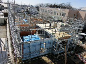 2×4スチールハウス CFS工法 (Cold Formed Steel) グループホーム・介護施設の実例写真No.001