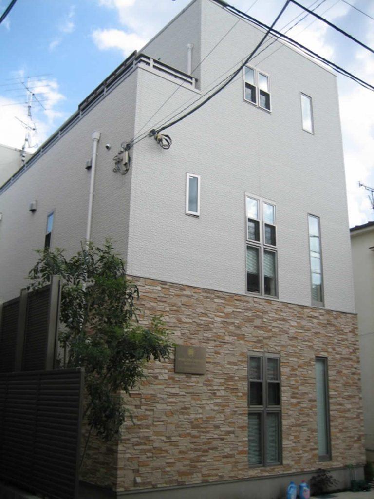事務所+自宅+共同住宅No-001-01