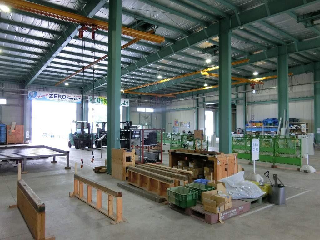 CFS工場内部2